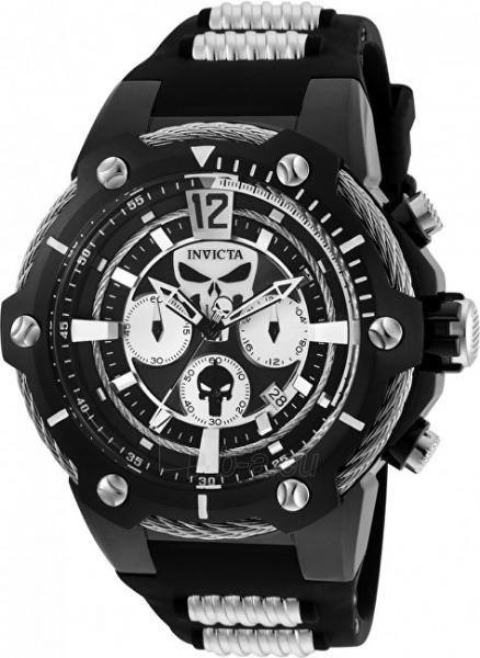 Vyriškas laikrodis Invicta Marvel Punisher 25990 Paveikslėlis 1 iš 4 310820123499
