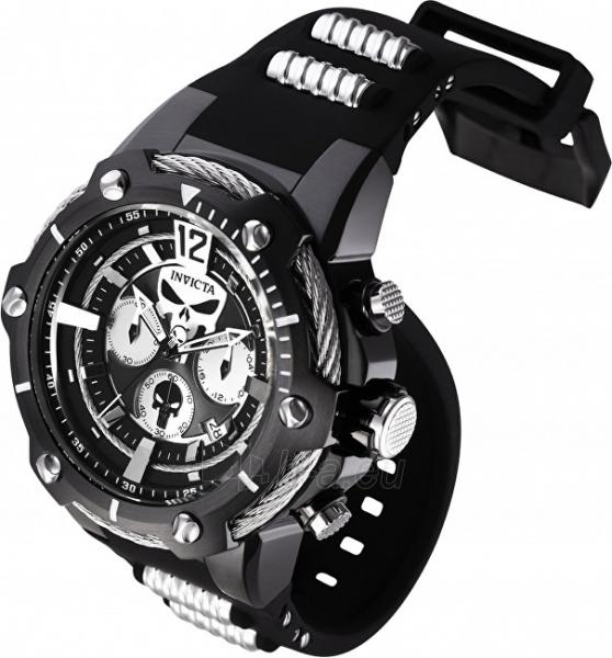 Vyriškas laikrodis Invicta Marvel Punisher 25990 Paveikslėlis 2 iš 4 310820123499
