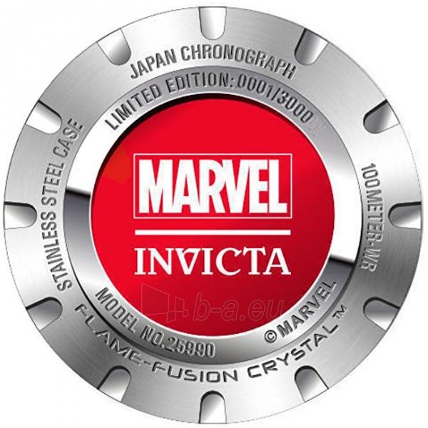 Vyriškas laikrodis Invicta Marvel Punisher 25990 Paveikslėlis 3 iš 4 310820123499