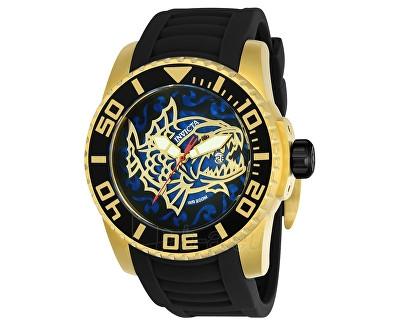 Male laikrodis Invicta Pro Diver 22129 Paveikslėlis 1 iš 1 310820028102
