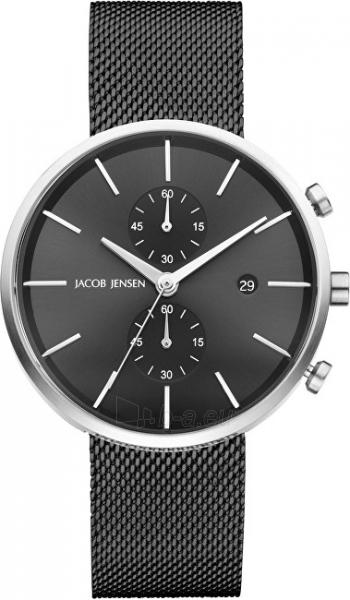 Vyriškas laikrodis Jacob Jensen 626 Paveikslėlis 1 iš 1 310820130869