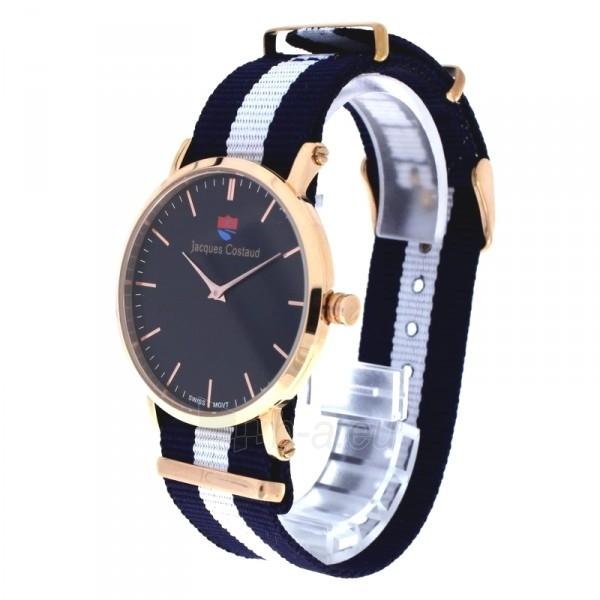 Male laikrodis Jacques Costaud JC-1RGBN08 Paveikslėlis 3 iš 4 30069607505