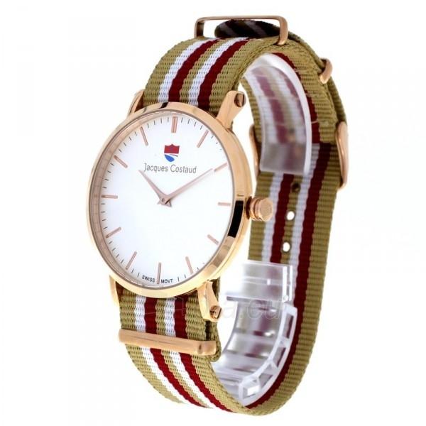 Vyriškas laikrodis Jacques Costaud JC-1RGWN01 Paveikslėlis 2 iš 4 30069607507