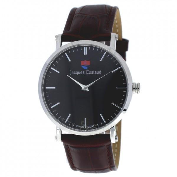 Vyriškas laikrodis Jacques Costaud JC-1SBL01 Paveikslėlis 1 iš 4 30069607510