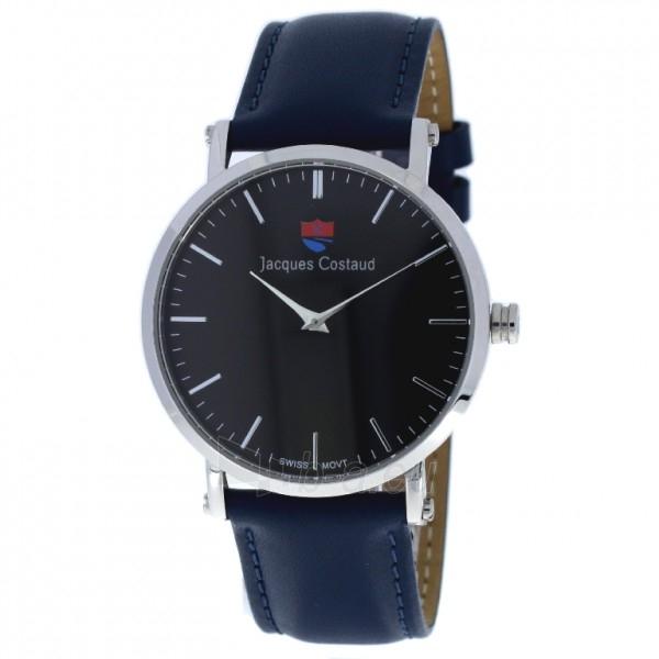 Vyriškas laikrodis Jacques Costaud JC-1SBL05 Paveikslėlis 1 iš 4 30069607511