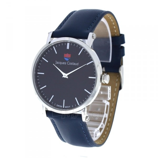 Vyriškas laikrodis Jacques Costaud JC-1SBL05 Paveikslėlis 2 iš 4 30069607511