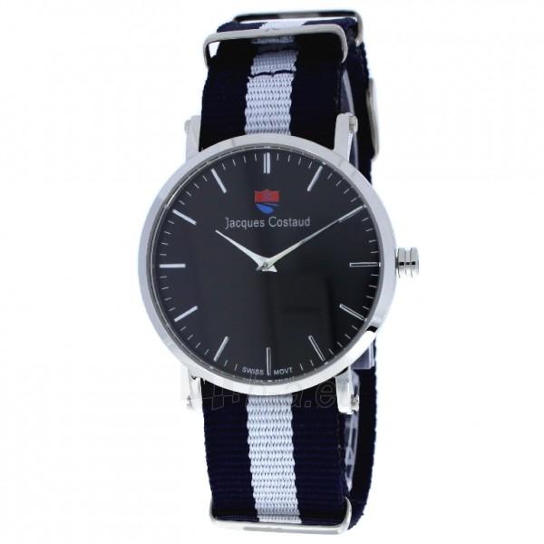 Male laikrodis Jacques Costaud JC-1SBN08 Paveikslėlis 1 iš 4 30069607518