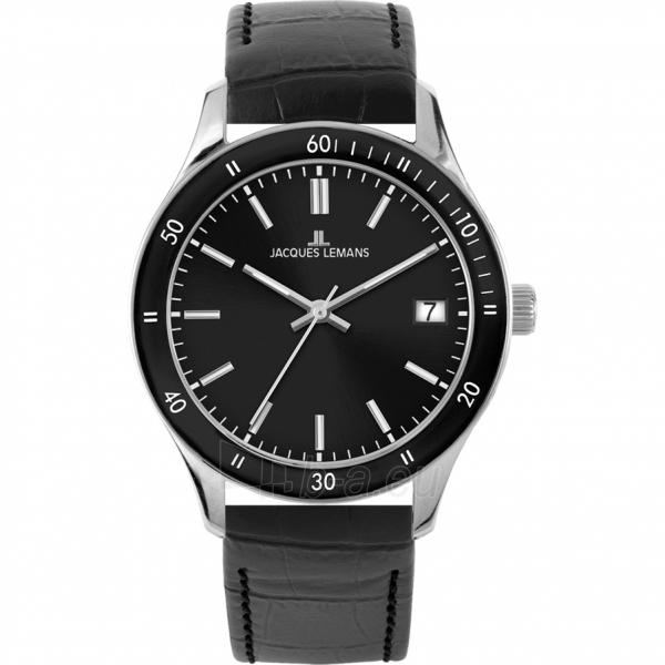 Male laikrodis JACQUES LEMANS  1-1622ZA Paveikslėlis 1 iš 2 30069609998