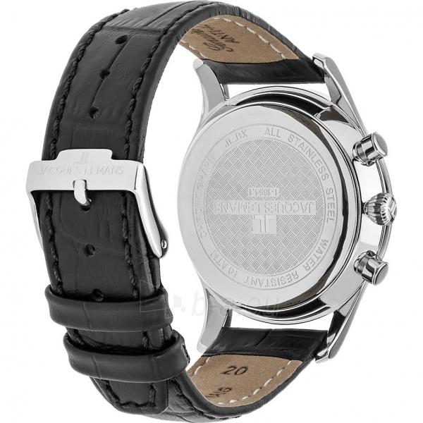 Vīriešu pulkstenis JACQUES LEMANS  1-1654C Paveikslėlis 3 iš 4 30069610042