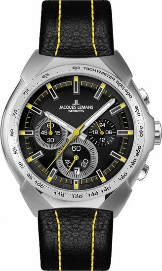 Male laikrodis JACQUES LEMANS  1-1675E Paveikslėlis 1 iš 1 30069609951