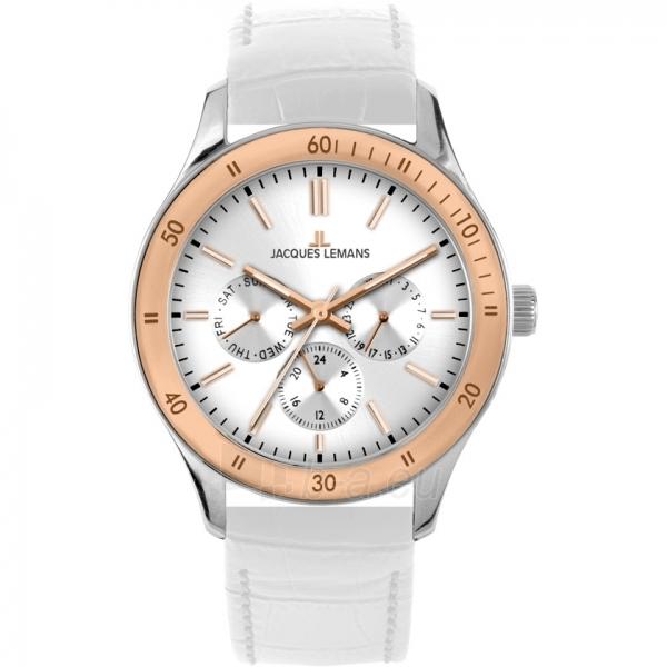 Vyriškas laikrodis JACQUES LEMANS  1-1691ZD Paveikslėlis 1 iš 2 30069609953