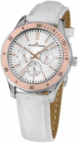 Vyriškas laikrodis JACQUES LEMANS  1-1691ZD Paveikslėlis 2 iš 2 30069609953