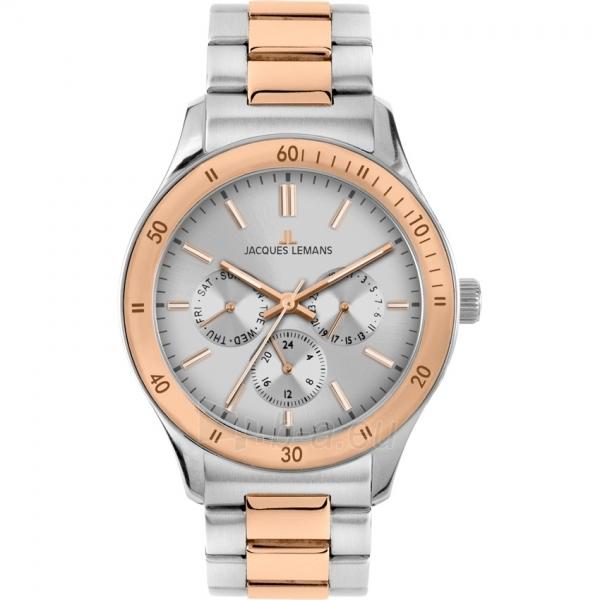 Male laikrodis JACQUES LEMANS  1-1691ZI Paveikslėlis 1 iš 2 30069609955