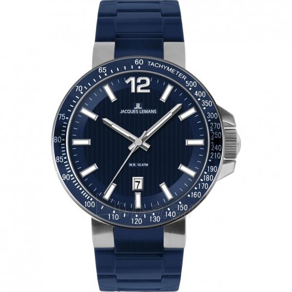 Male laikrodis JACQUES LEMANS  1-1695C Paveikslėlis 1 iš 2 30069609957