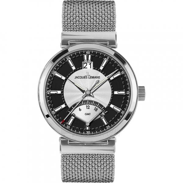 Male laikrodis JACQUES LEMANS  1-1697D Paveikslėlis 1 iš 2 30069609958