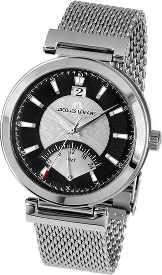 Male laikrodis JACQUES LEMANS  1-1697D Paveikslėlis 2 iš 2 30069609958