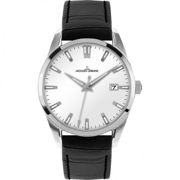 Vyriškas laikrodis JACQUES LEMANS  1-1769D Paveikslėlis 1 iš 2 30069609966
