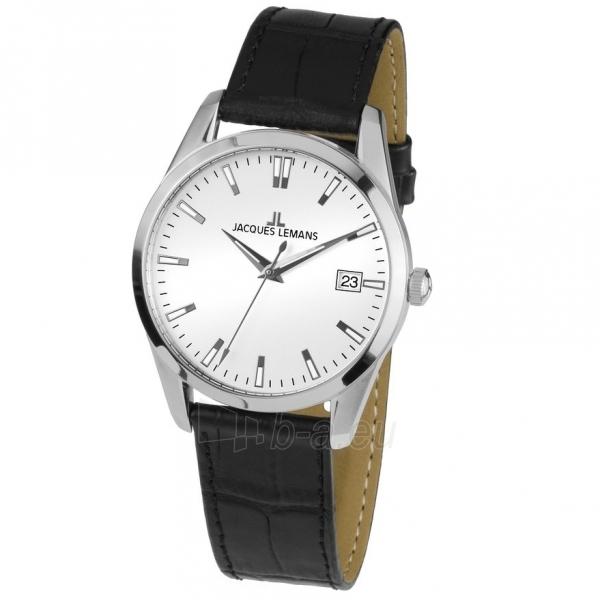 Vyriškas laikrodis JACQUES LEMANS  1-1769D Paveikslėlis 2 iš 2 30069609966