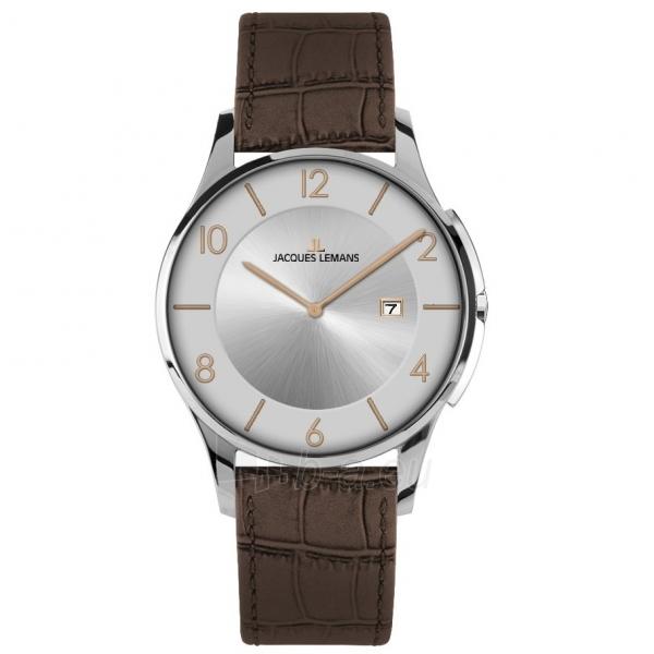 Vīriešu pulkstenis JACQUES LEMANS  1-1777L Paveikslėlis 1 iš 2 30069609971