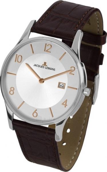 Vīriešu pulkstenis JACQUES LEMANS  1-1777L Paveikslėlis 2 iš 2 30069609971