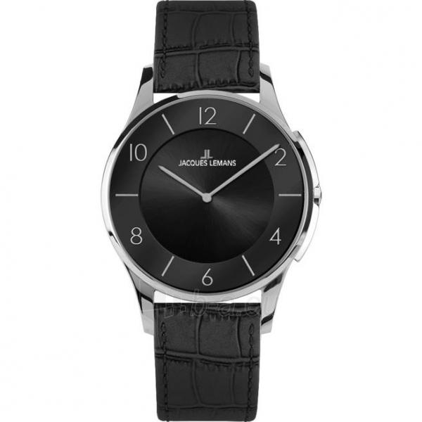 Vyriškas laikrodis JACQUES LEMANS  1-1778A Paveikslėlis 1 iš 2 30069609974