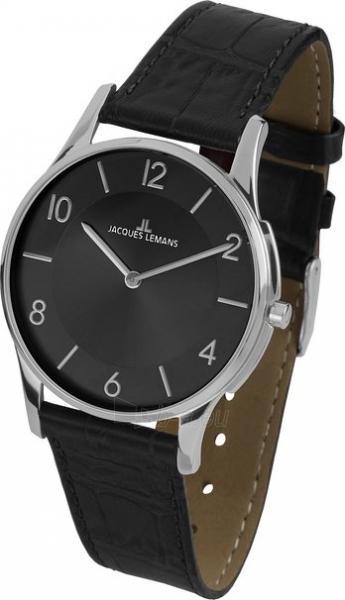 Vyriškas laikrodis JACQUES LEMANS  1-1778A Paveikslėlis 2 iš 2 30069609974