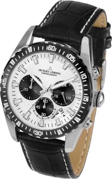 Vīriešu pulkstenis JACQUES LEMANS  1-1801B Paveikslėlis 2 iš 2 30069609981