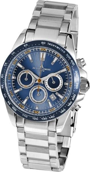 Vīriešu pulkstenis JACQUES LEMANS  1-1836G Paveikslėlis 2 iš 2 30069609986