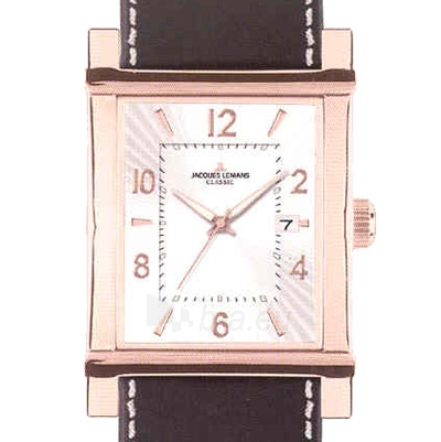 Male laikrodis Jacques Lemans 1-1297C Paveikslėlis 1 iš 1 30069607543