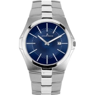 Vīriešu pulkstenis Jacques Lemans 1-1336K Paveikslėlis 1 iš 1 30069607549