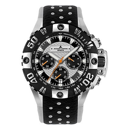 Vyriškas laikrodis Jacques Lemans 1-1378A Paveikslėlis 1 iš 1 310820009685