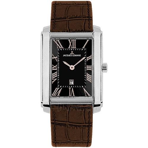 Male laikrodis Jacques Lemans 1-1383E Paveikslėlis 1 iš 1 30069607552