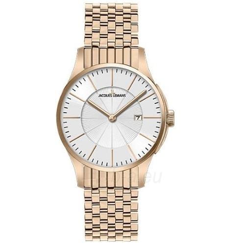 Vīriešu pulkstenis Jacques Lemans 1-1461M Paveikslėlis 1 iš 1 30069607554