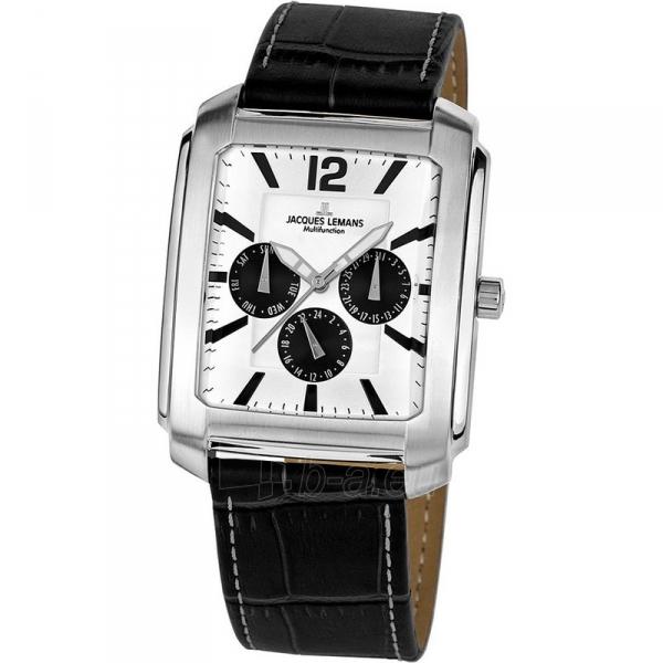 Vīriešu pulkstenis Jacques Lemans 1-1463T Paveikslėlis 1 iš 1 310820009688