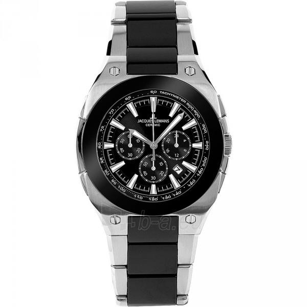 Vyriškas laikrodis Jacques Lemans 1-1523A Paveikslėlis 1 iš 1 30069607556