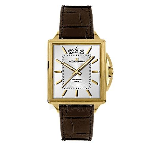 Vīriešu pulkstenis Jacques Lemans 1-1537C Paveikslėlis 1 iš 1 30069607557