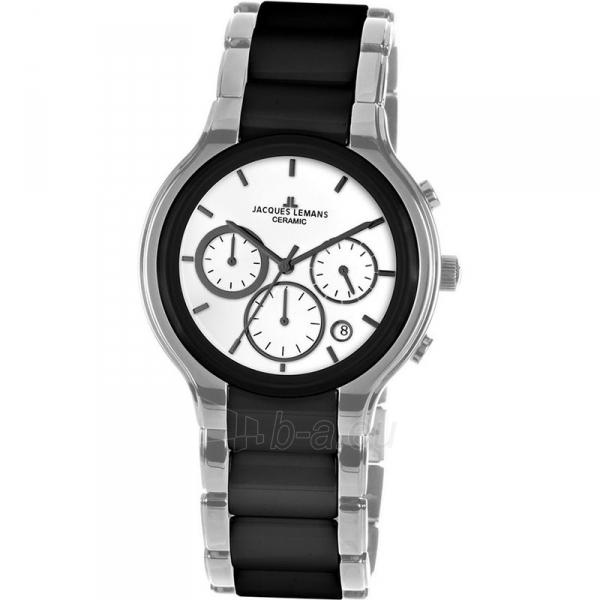 Vīriešu pulkstenis Jacques Lemans 1-1580B Paveikslėlis 1 iš 1 310820009684