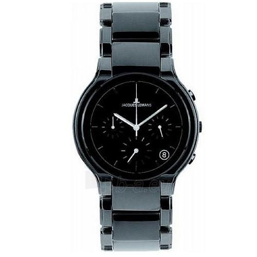 Vīriešu pulkstenis Jacques Lemans 1-1580D Paveikslėlis 1 iš 1 30069607563