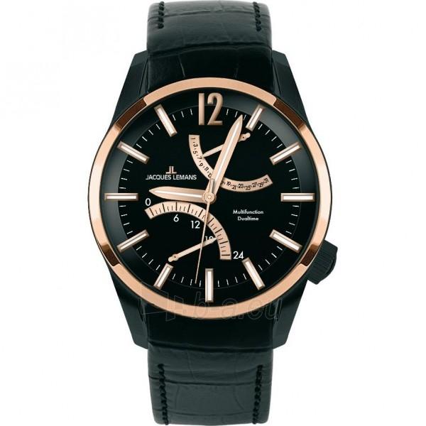 Male laikrodis Jacques Lemans 1-1583H Paveikslėlis 1 iš 1 30069607565