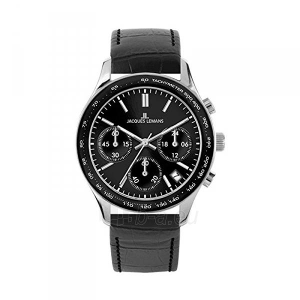 Male laikrodis Jacques Lemans 1-1586ZA Paveikslėlis 1 iš 1 310820009662