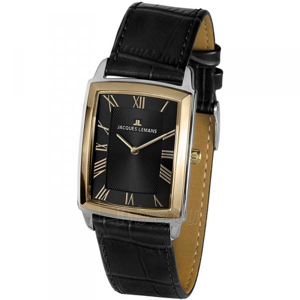 Vyriškas laikrodis Jacques Lemans 1-1608C Paveikslėlis 1 iš 1 310820009661