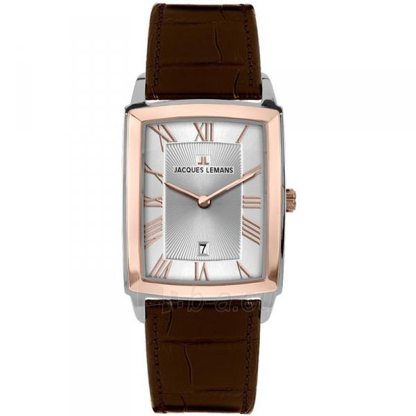 Vīriešu pulkstenis Jacques Lemans 1-1611D Paveikslėlis 1 iš 1 310820009655