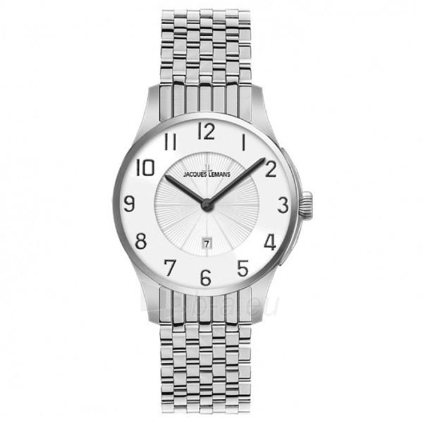 Vīriešu pulkstenis Jacques Lemans 1-1626F Paveikslėlis 1 iš 1 30069607569