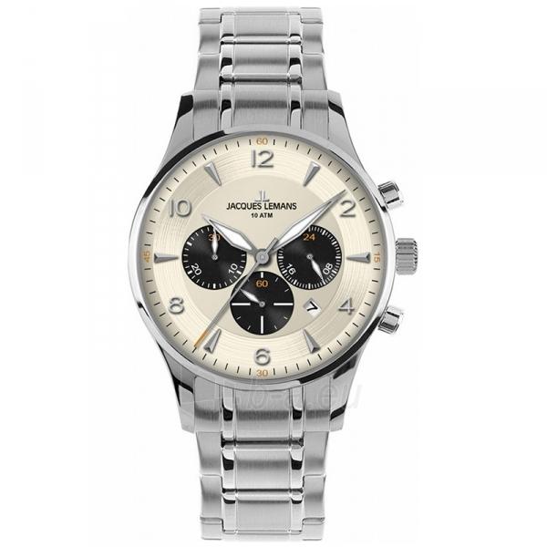 Vyriškas laikrodis Jacques Lemans 1-1654M Paveikslėlis 1 iš 1 310820009668