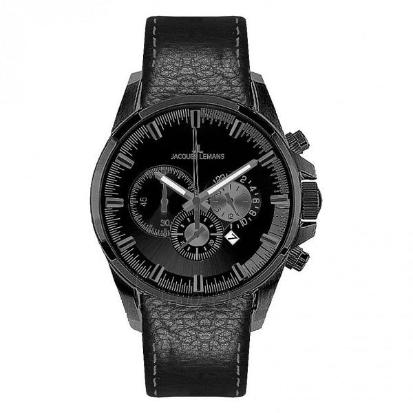 Vyriškas laikrodis Jacques Lemans 1-1655F Paveikslėlis 1 iš 1 30069607575