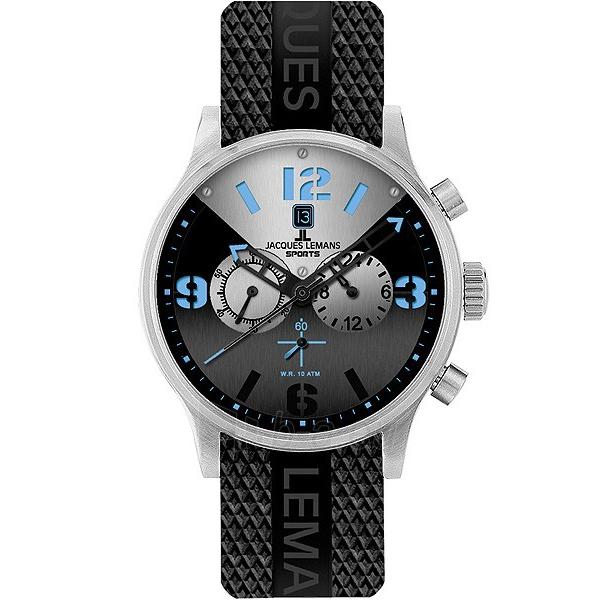 Vīriešu pulkstenis Jacques Lemans 1-1668A Paveikslėlis 1 iš 1 30069607576