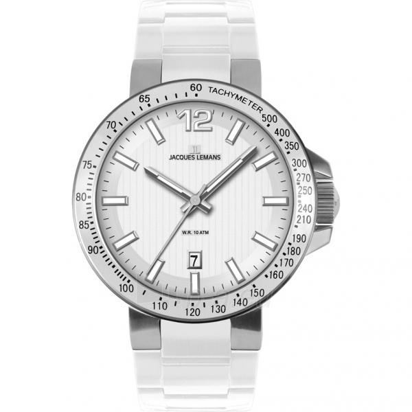 Vyriškas laikrodis Jacques Lemans 1-1695B Paveikslėlis 1 iš 2 30069607581