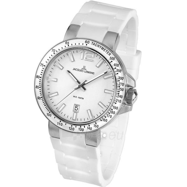 Vyriškas laikrodis Jacques Lemans 1-1695B Paveikslėlis 2 iš 2 30069607581