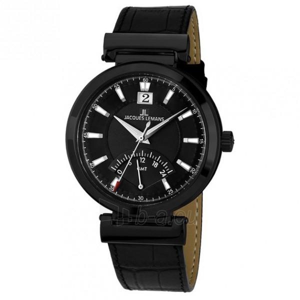 Vīriešu pulkstenis Jacques Lemans 1-1697C Paveikslėlis 1 iš 1 30069607583