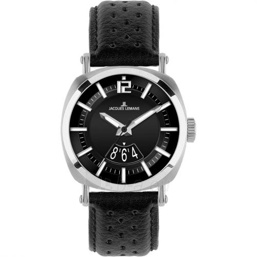 Vyriškas laikrodis Jacques Lemans 1-1740A Paveikslėlis 1 iš 1 30069607591